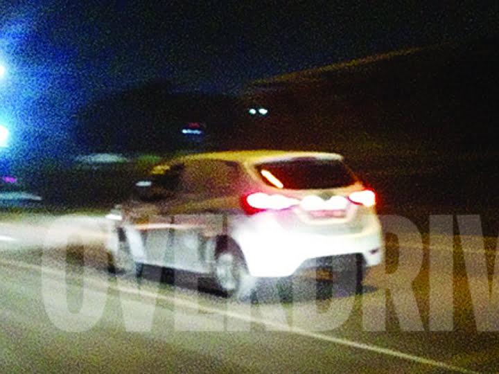 Hyundai i10 MPV Spy Shot