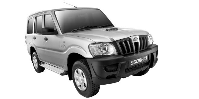 Mahindra Scorpio EX Featured Image