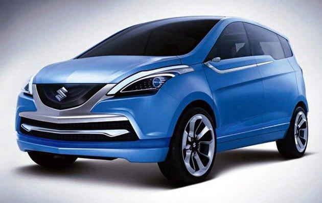 Maruti Suzuki 'RX' MPV