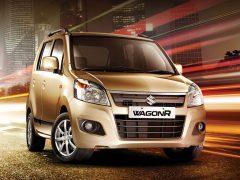 Maruti Suzuki Wagon R Front Right Qaurter