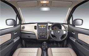 Maruti Suzuki Wagon R Interior Front Cabin