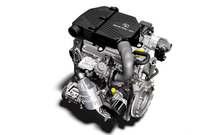 Tata Motors Revotron 1.2T Petrol Motor