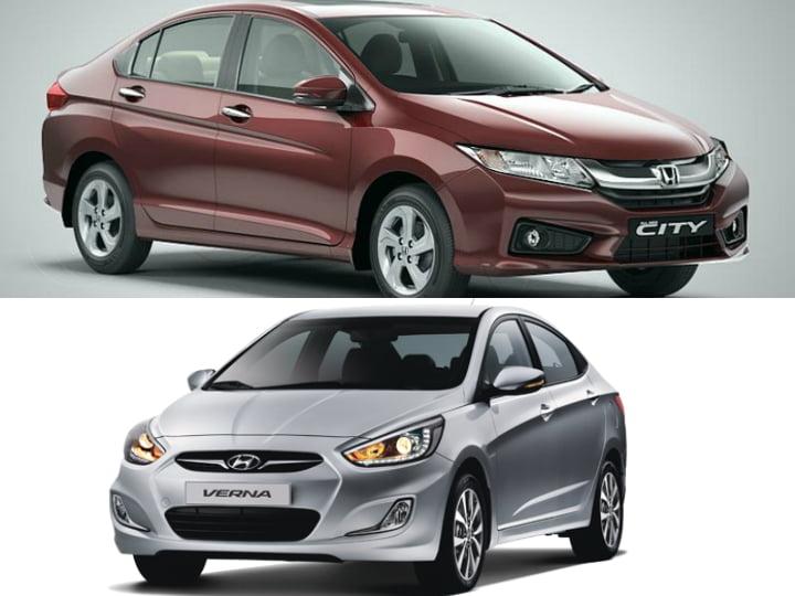 2014 Honda City vs Fluidic Hyundai Verna