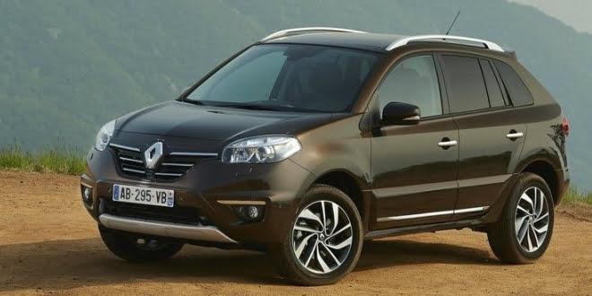 2014 Renault Koleos Featured Image