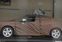 2015 Audi A4 Spy Shot Featured Image