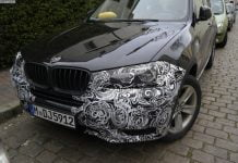 2015 BMW X3 Facelift Featured Image
