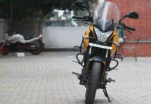 Bajaj Pulsar 200 NS Touring Accessories Featured Image