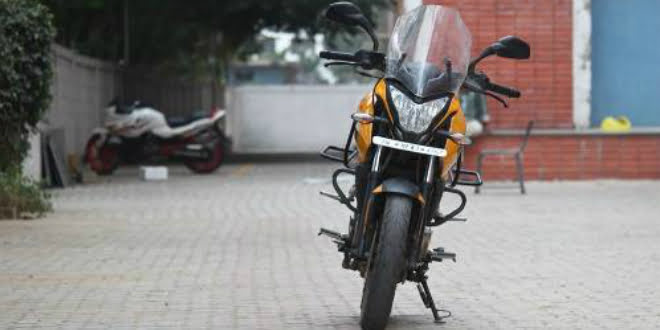Local After-Market Bajaj Pulsar 200NS Touring Accessories Now Available