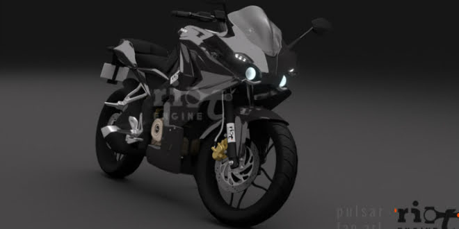 Bajaj Pulsar 200SS Rendering Featured Image