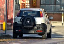 Fiat Punto Cross Spy Shot Featured Image