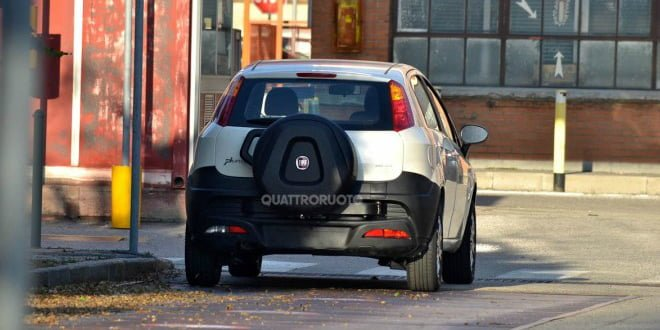 Fiat Punto Adventure Spied Testing, Could Be Launched In India