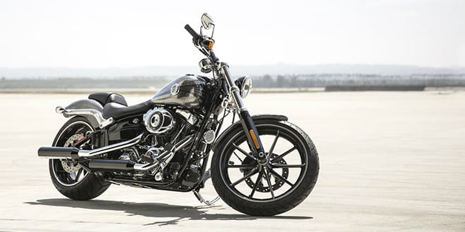 Harley-Davidson Softail Breakout India Launch Soon?