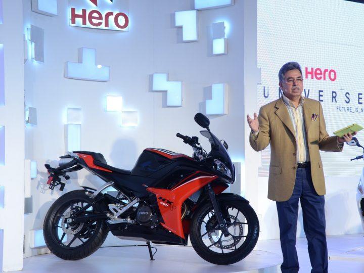 Hero HX250R
