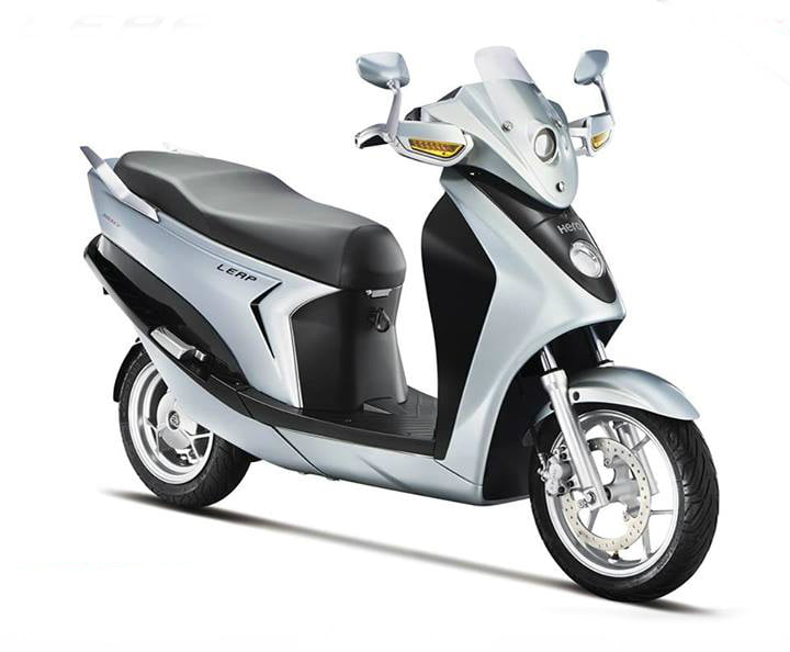 Hero Leap Hybrid Scooter