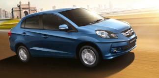 Honda Amaze SX Featured Image