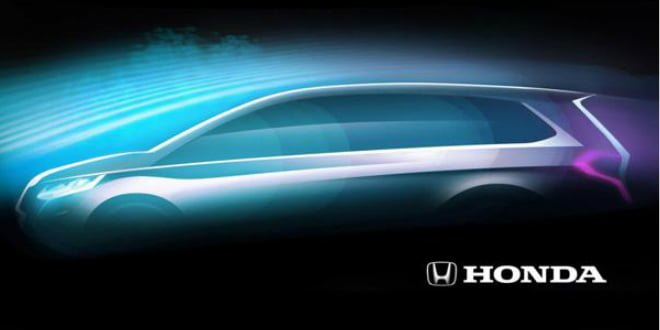 Honda Brio Based SUV To Be Showcased As The Honda Vision XS-1 Crossover Concept