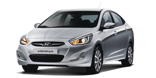 Hyundai Verna CX Variant To Be Launched To Take On The 2014 Honda City