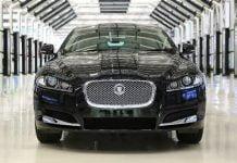 Jaguar XF 2.0L Petrol Featured Image