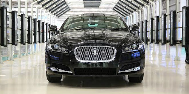 Jaguar XF 2.0L Petrol Launched In India