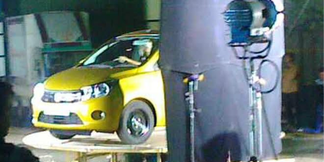 Maruti Suzuki Celerio, The Maruti A-Star replacement, Spied Undisguised