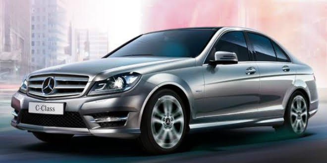 Mercedes-Benz C-Class Grand Edition Featured Image