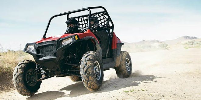 Local Manufacturing Of ATVs In India To Be Allowed