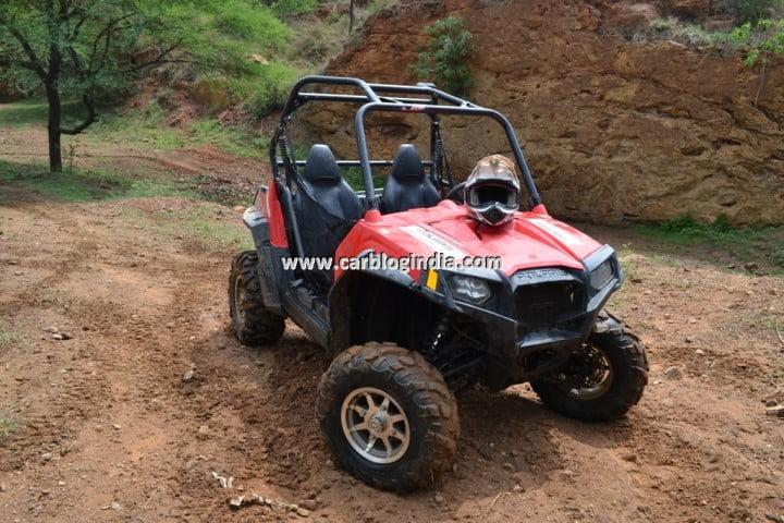 Polaris Ranger RZR S 800