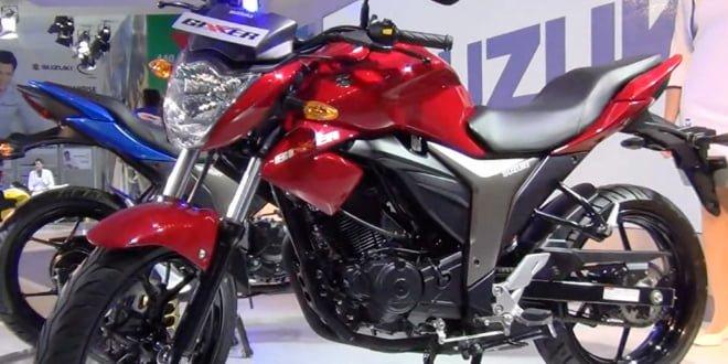 Suzuki Gixxer 150cc Motorcycle India Price Specifications Photos