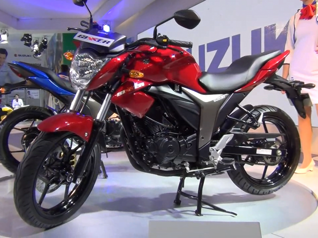 Suzuki Car Dealership >> Suzuki Gixxer Specifications & Details Leaked- Pics & Videos