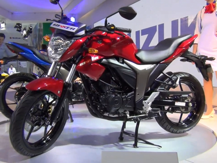 Suzuki Gixxer 150cc Motorcycle India Price, Specifications ...