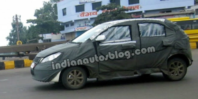 An All New Petrol Engine To Debut In The Tata Falcon 4 Hatchback