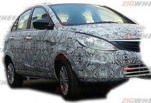 Tata Manza Compact Sedan Featured Image