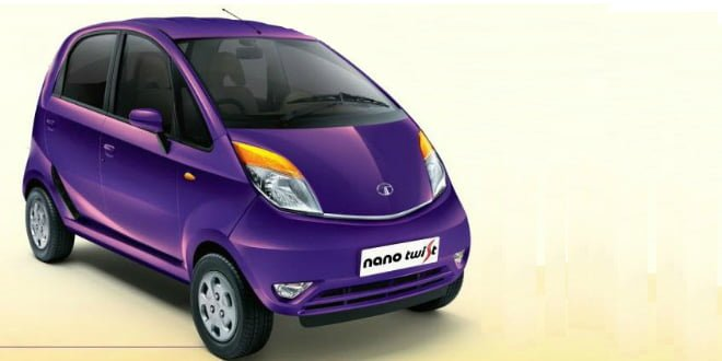 Tata Nano Twist Launched In India