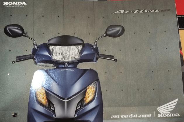 honda activa 125cc