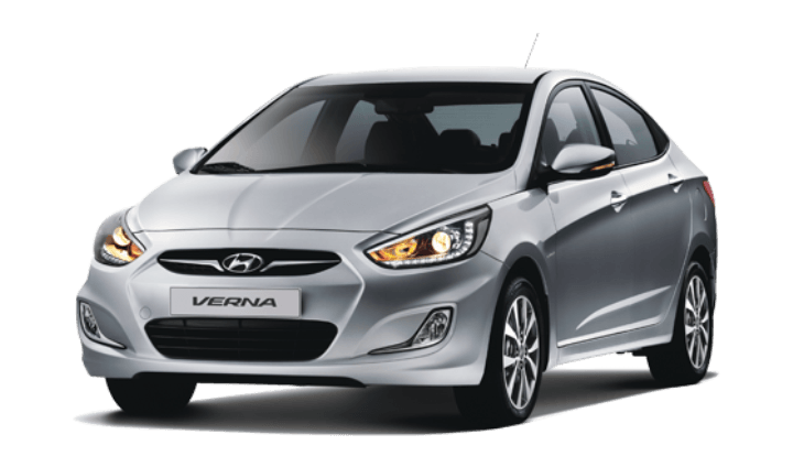 2014 Hyundai Verna Variants Revised Price Details Inside