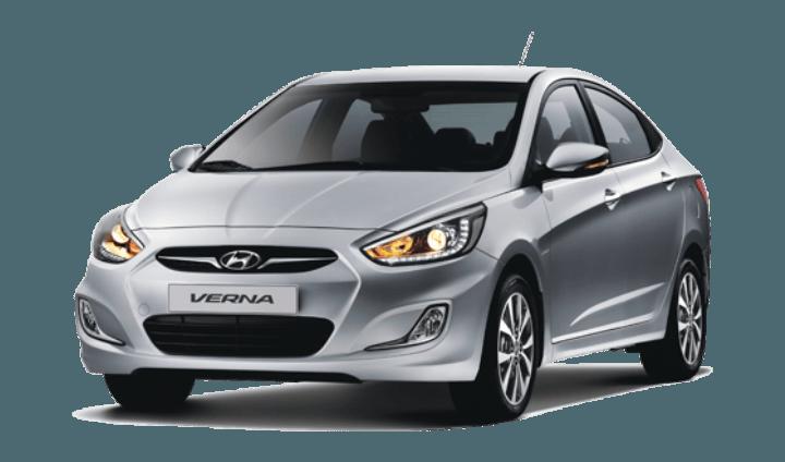 Hyundai Verna CX