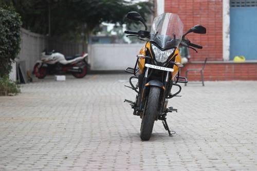 Bajaj Pulsar 200NS Touring Accessories