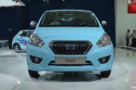 2014 Datsun Go Front