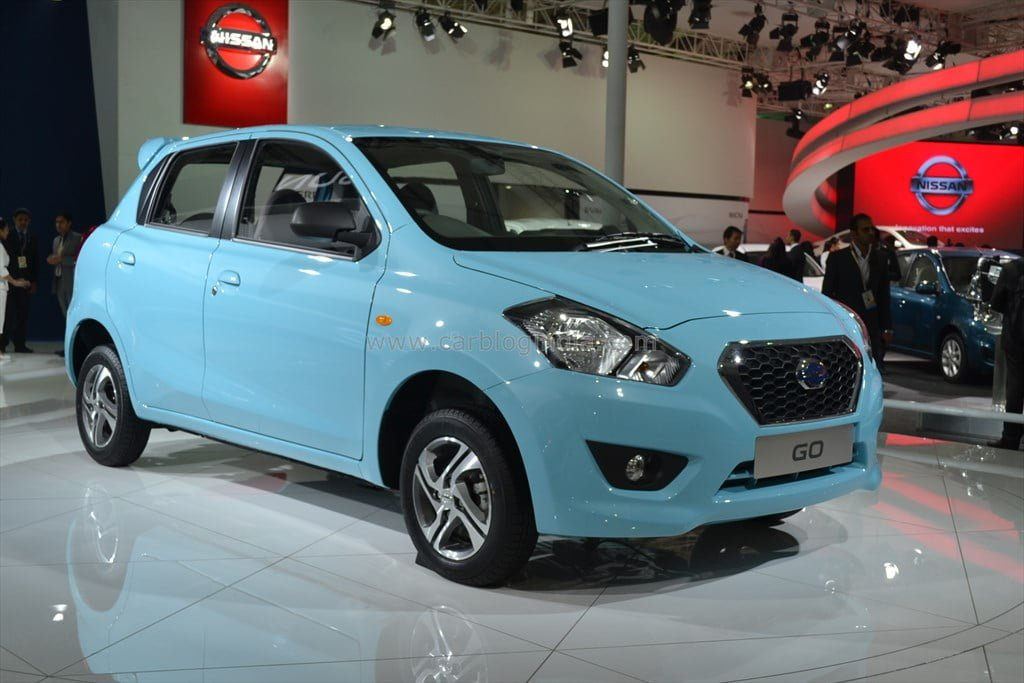 Datsun Go Price List Variants And Features In India
