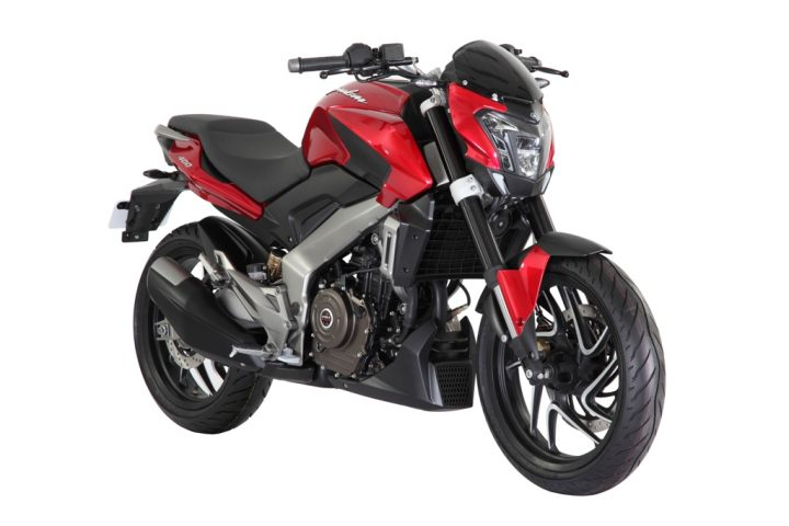 2014 Bajaj Pulsar 400 CS Front Right