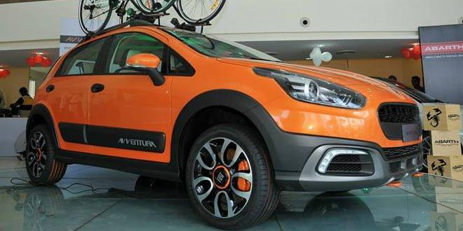 2014 Fiat Avventura Concept Featured Image