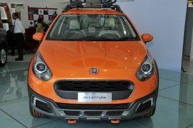 2014 Fiat Avventura Concept Front