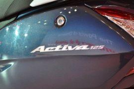 2014 Honda Activa 125 Badging