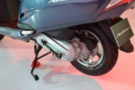 2014 Honda Activa 125 Engine