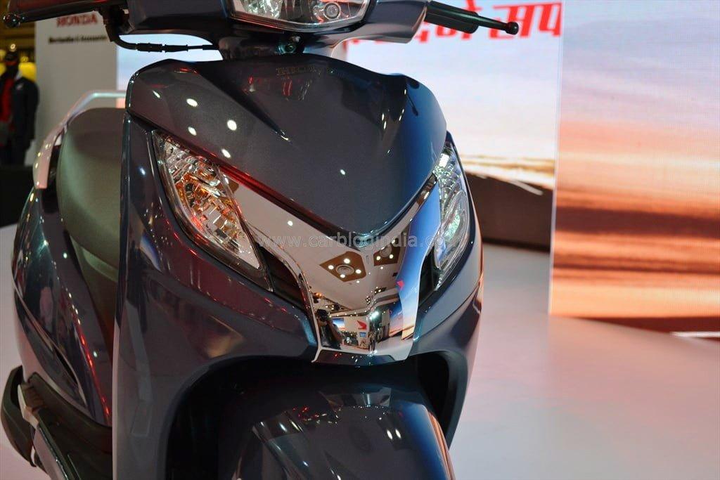 2014 Honda Activa 125 Front Apron