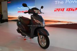 2014 Honda Activa 125 Front Right Quarter