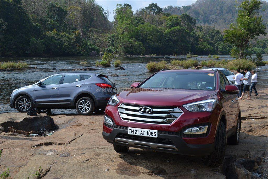 2014 Hyundai Santa Fe Review & Test Drive Video