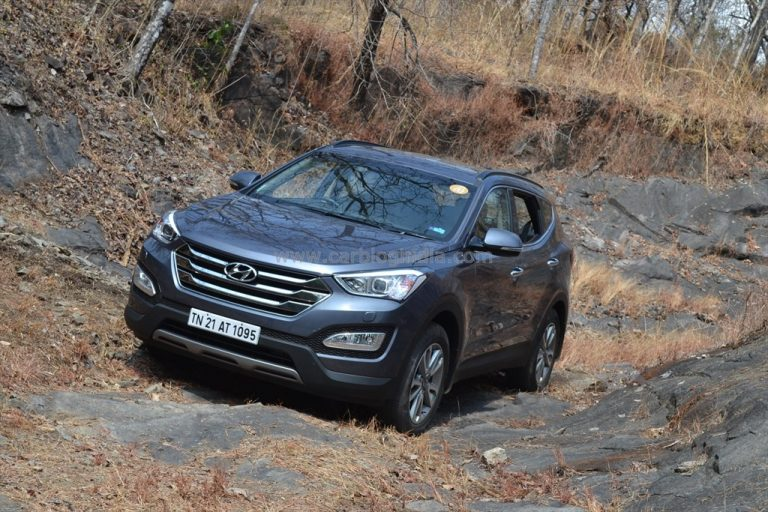 2014 Hyundai Santa Fe Review And Test Drive Video