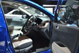 2014 Hyundai Xcent Interior Front Cabin Driver Side View