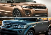 2014 Land Rover Discovery and 2014 Range Rover Evoque Featured Image